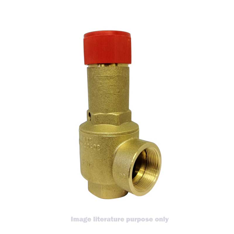 Altecnic 3 Bar 1dot 1by4 inch FBSP x 1 dot 1by2 inch FBSP 513 Large Safety Pressure Relief Valve 513730.jpg