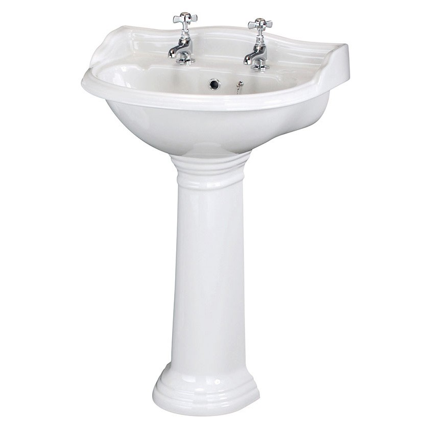 Chancery 600mm 2TH Pedestal Basin CRT003.jpg