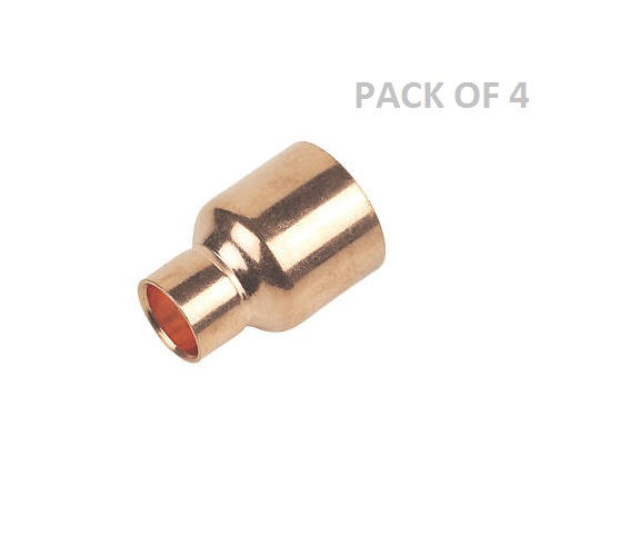 35mm x 22mm Reducing Coupling End Feed