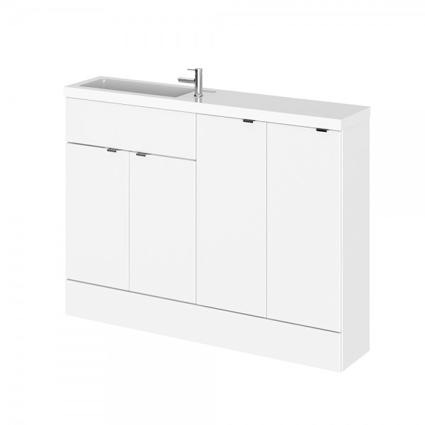 Hudson Reed Fusion 1200mm- Storage-Unit -with-Left-Hand-Basin_Gloss White.jpg