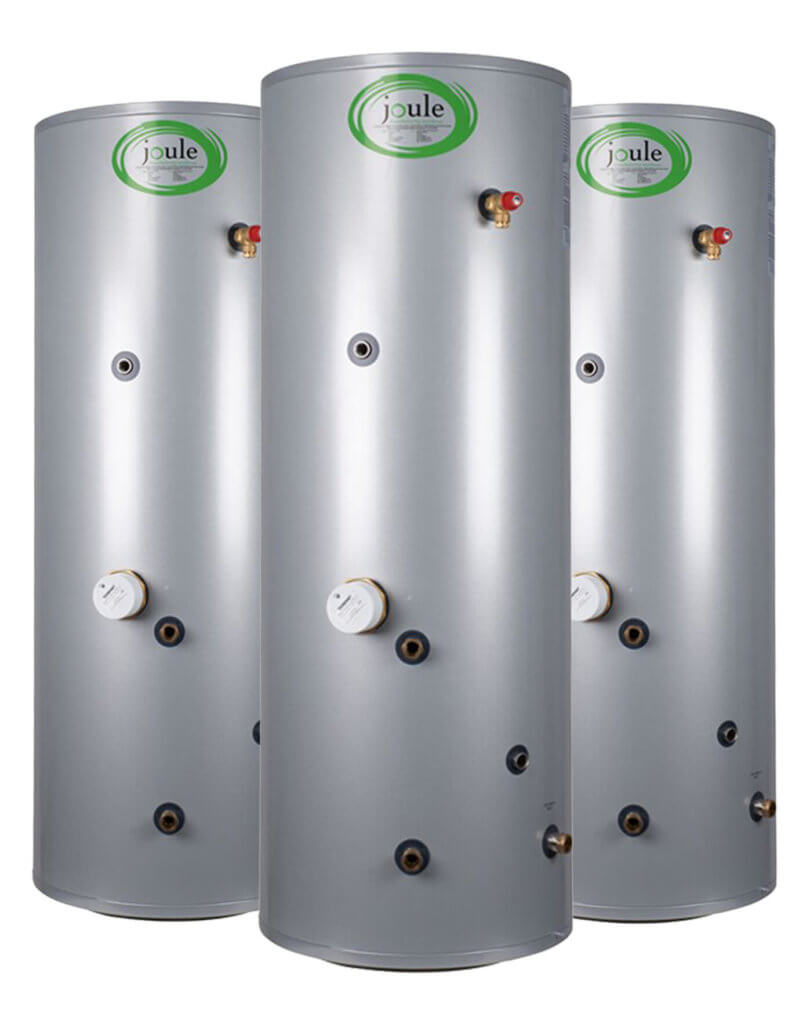 Joule cyclone 300L indirect standard hot water cylinder Short