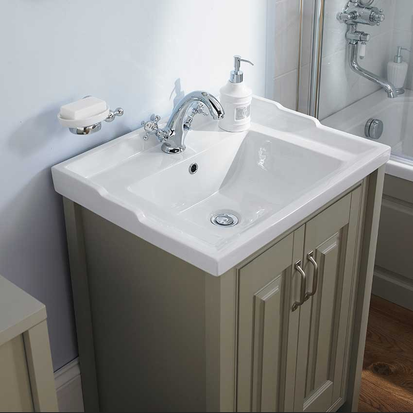 Old London Stone Grey Traditional 600mm Vanity Cabinet & Basin LDF403_view.jpg