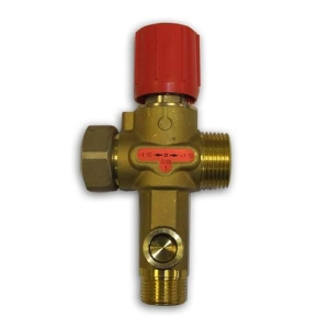 Polypipe 28mm Manifold Control Mixing Valve