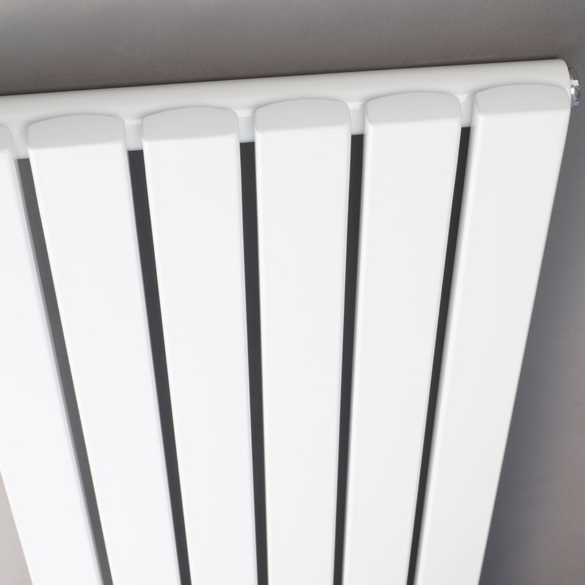Sloane Single Panel Designer Radiator - High Gloss White - 1500 x 354mm HLW41_view1.jpg