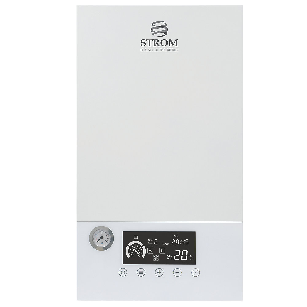 Strom Single Phase Combi Electric Boiler 24kW mepstock.co.uk.jpg