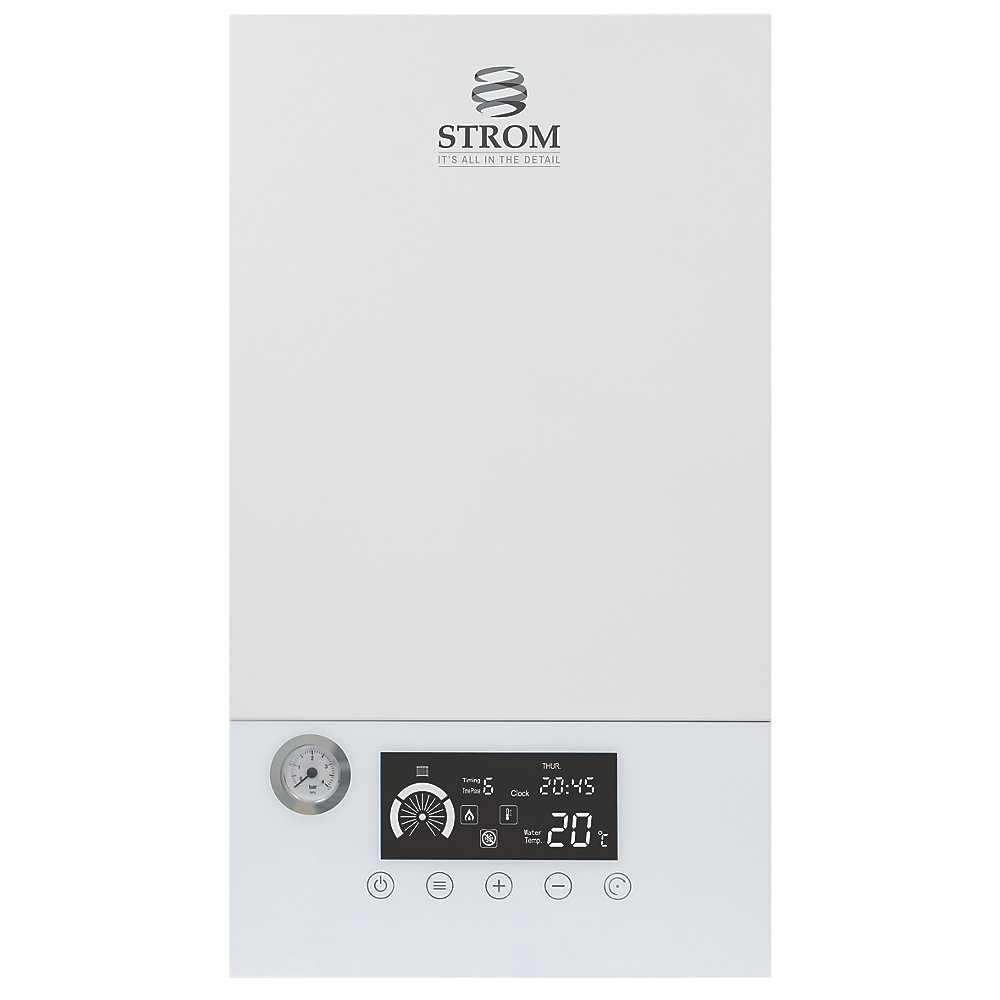 Strom Three Phase System Electric Boiler 24kw mepstock.co.uk.jpg