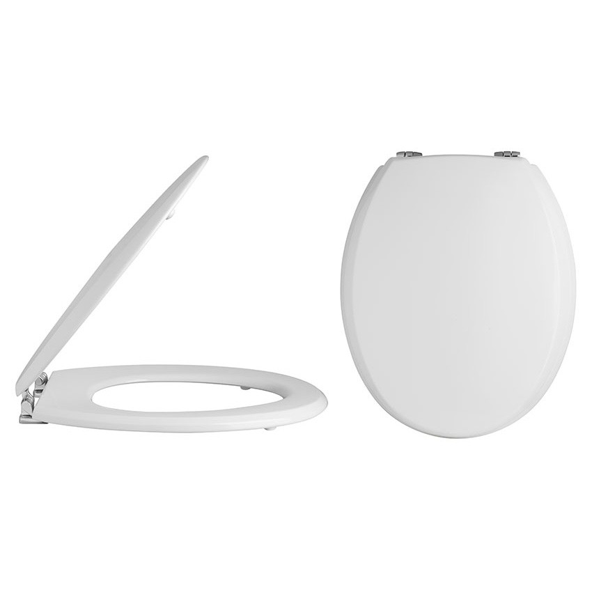 https://www.mepstock.co.uk/admin/images/Traditional Round White Wooden Toilet Seat (Chrome Hinges) NTS302.jpg